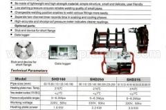 1_Hydraulic Butt Fusion Machine