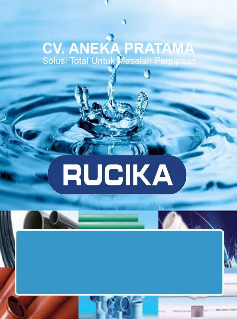 Distributor Resmi Rucika